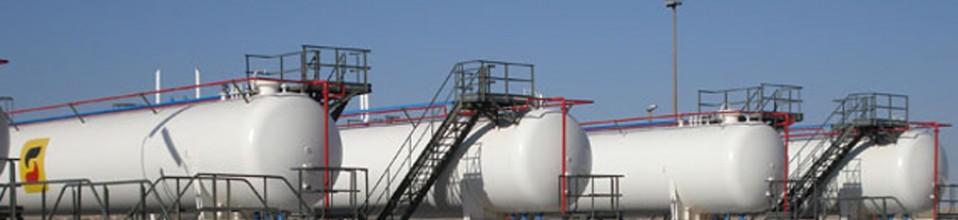 Reabilitação de Instalações Petrolíferas e Industriais