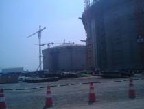 TERMINAL LNG SOYO - CONSTRUÇÃO DE TANQUES